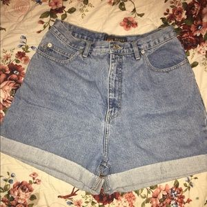 Route 66 Denim Shorts